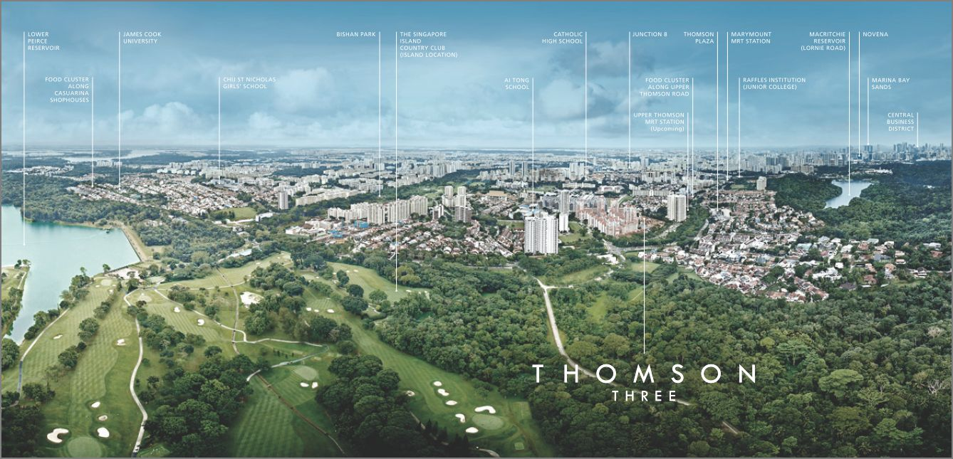 Thomson Three Location 3D