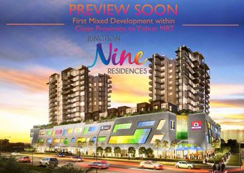 Singapore Property Launches - Junction Nine and Nine Residences
