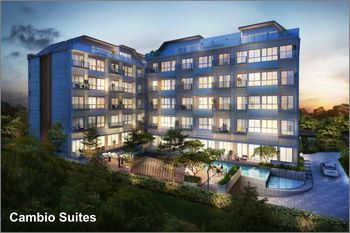 Singapore Property Launches - Cambio Suites