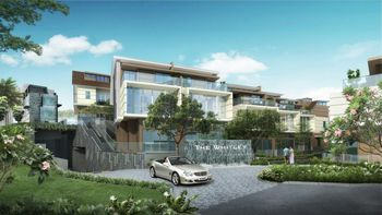 Singapore Property Launches - The Whitley Residences