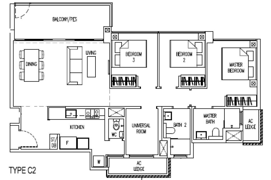 Parc-Life-EC-Floor-Plan-Type-C2