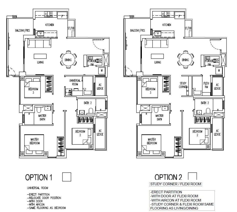Parc-Life-EC-Floor-Plan-Type-c1-options