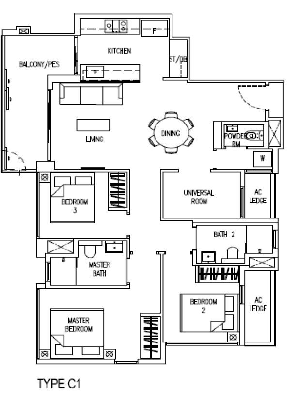 Parc-Life-EC-Floor-Plan-Type-c1