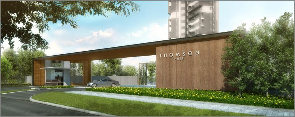 Thomson Three Entrance