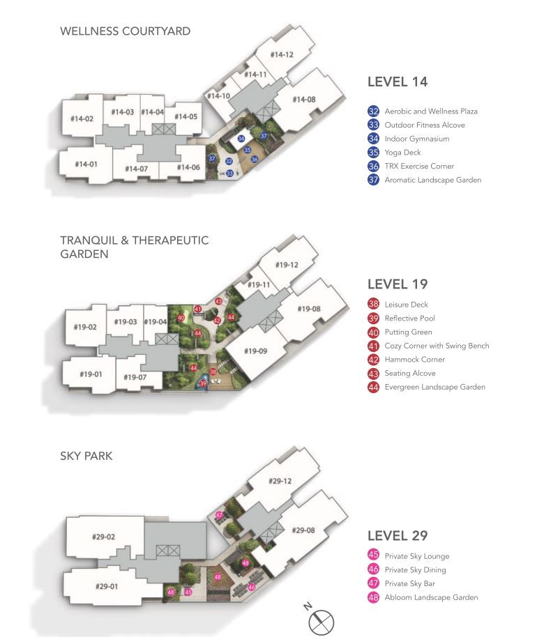 sturdee-residences-facilties
